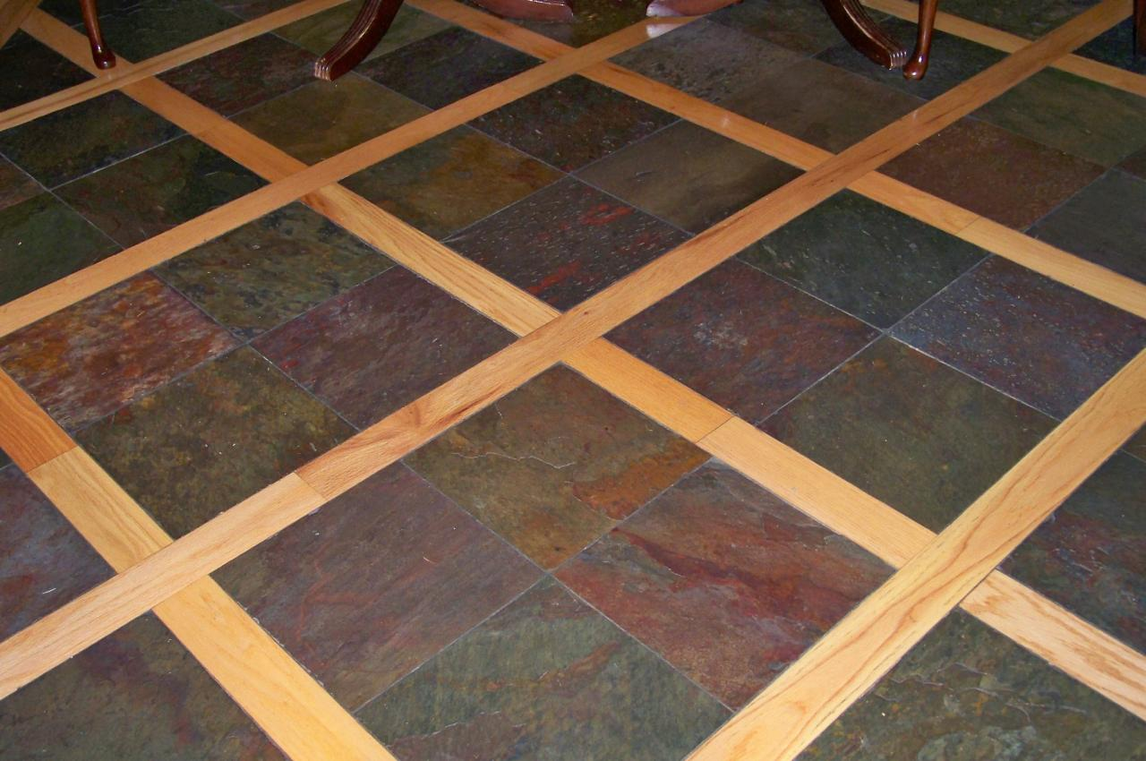 Types Of Floor Coverings Highlands Tile Company  Floor Tile